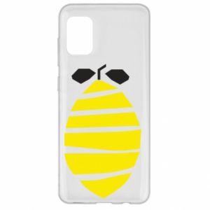 Etui na Samsung A31 Lemon stripes