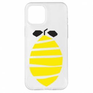 Etui na iPhone 12 Pro Max Lemon stripes