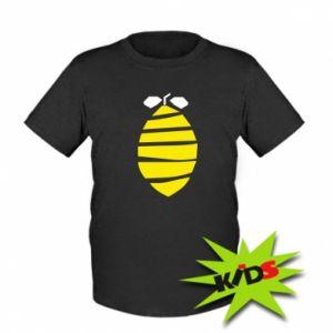 Koszulka dziecięca Lemon stripes