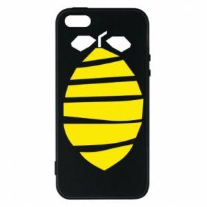 Etui na iPhone 5/5S/SE Lemon stripes
