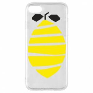 Etui na iPhone 7 Lemon stripes