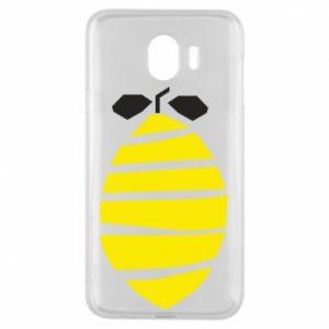 Etui na Samsung J4 Lemon stripes