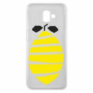 Etui na Samsung J6 Plus 2018 Lemon stripes