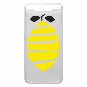 Etui na Samsung A80 Lemon stripes