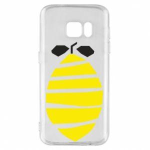 Etui na Samsung S7 Lemon stripes