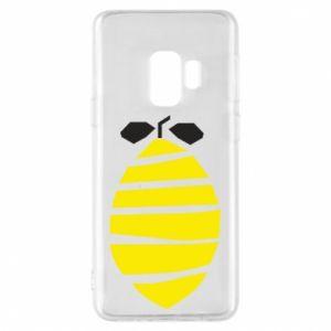 Etui na Samsung S9 Lemon stripes
