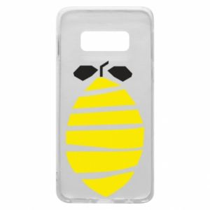 Etui na Samsung S10e Lemon stripes