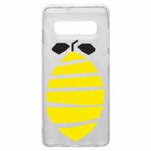 Etui na Samsung S10+ Lemon stripes