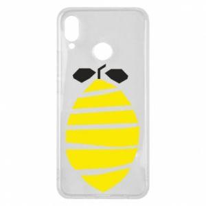 Etui na Huawei P Smart Plus Lemon stripes
