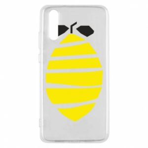 Etui na Huawei P20 Lemon stripes