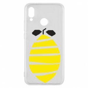Etui na Huawei P20 Lite Lemon stripes