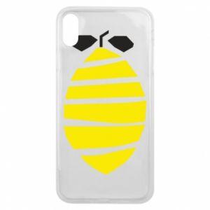 Etui na iPhone Xs Max Lemon stripes