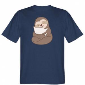 Koszulka Leniwiec z poduszką