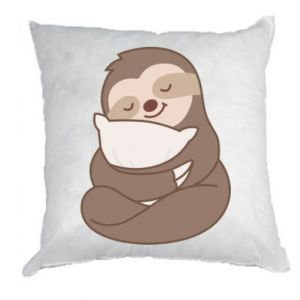 Poduszka Leniwiec z poduszką