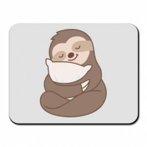 Mouse pad Sloth