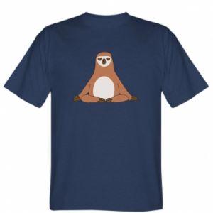 T-shirt Sloth