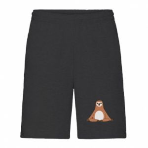 Men's shorts Sloth