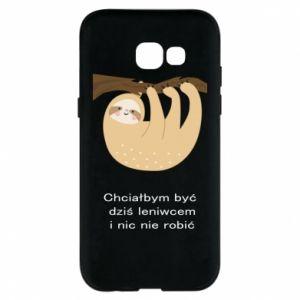 Samsung A5 2017 Case Sloth