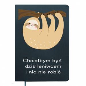 Notepad Sloth