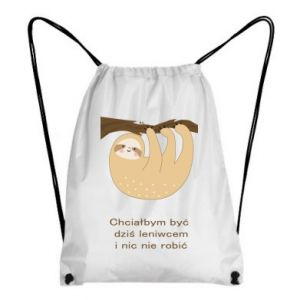 Backpack-bag Sloth
