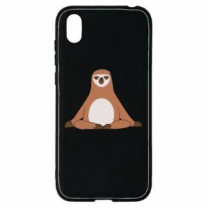 Huawei Y5 2019 Case Sloth