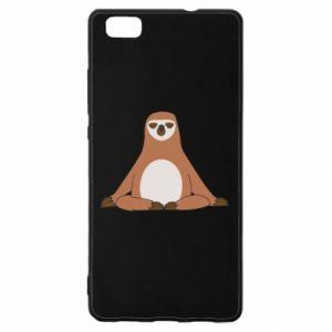 Huawei P8 Lite Case Sloth