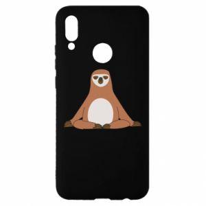 Huawei P Smart 2019 Case Sloth