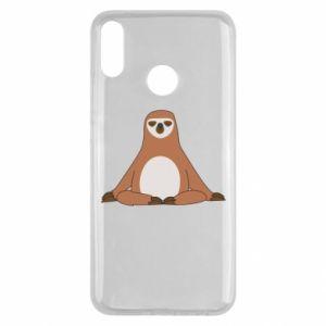 Huawei Y9 2019 Case Sloth