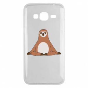 Phone case for Samsung J3 2016 Sloth