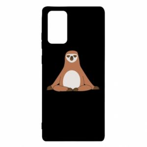 Samsung Note 20 Case Sloth