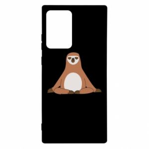 Samsung Note 20 Ultra Case Sloth