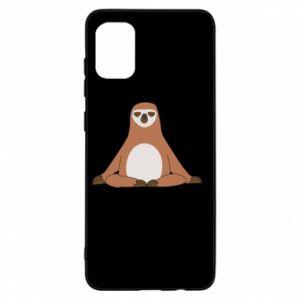 Samsung A31 Case Sloth