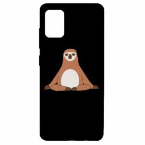 Samsung A51 Case Sloth