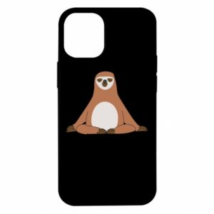 iPhone 12 Mini Case Sloth