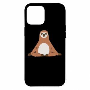 iPhone 12 Pro Max Case Sloth