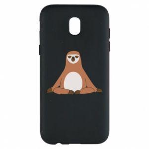 Samsung J5 2017 Case Sloth