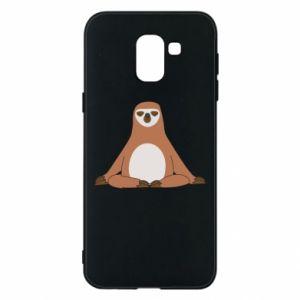 Phone case for Samsung J6 Sloth