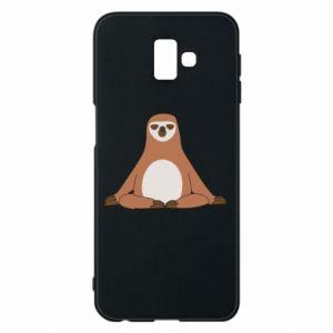 Samsung J6 Plus 2018 Case Sloth