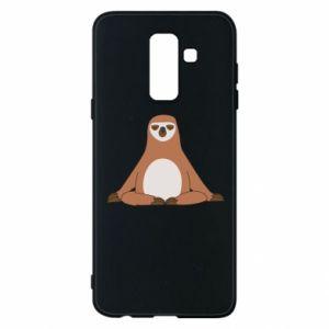 Samsung A6+ 2018 Case Sloth