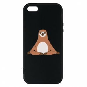 Phone case for iPhone 5/5S/SE Sloth