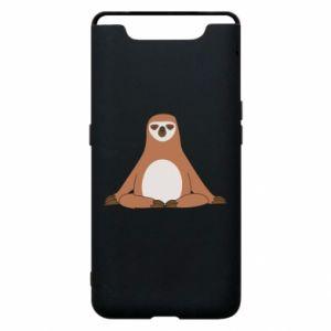 Samsung A80 Case Sloth