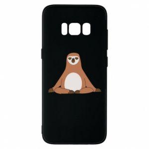 Samsung S8 Case Sloth