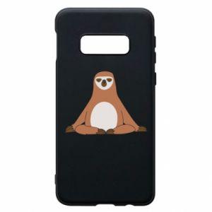 Samsung S10e Case Sloth
