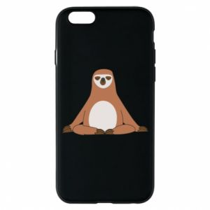 Phone case for iPhone 6/6S Sloth