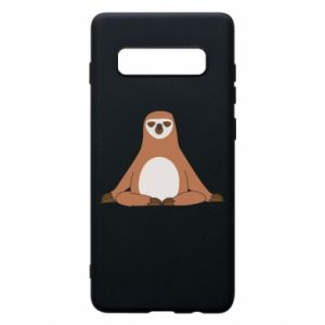 Phone case for Samsung S10+ Sloth
