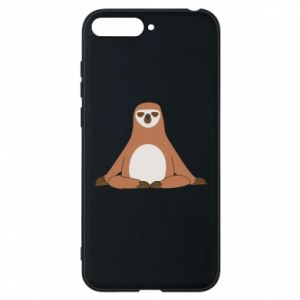 Huawei Y6 2018 Case Sloth