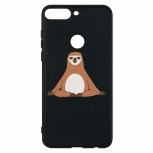 Huawei Y7 Prime 2018 Case Sloth