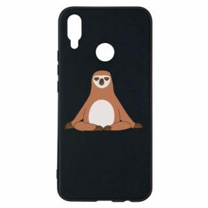 Huawei P Smart Plus Case Sloth