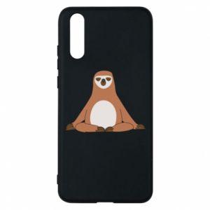 Huawei P20 Case Sloth