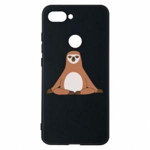 Xiaomi Mi8 Lite Case Sloth